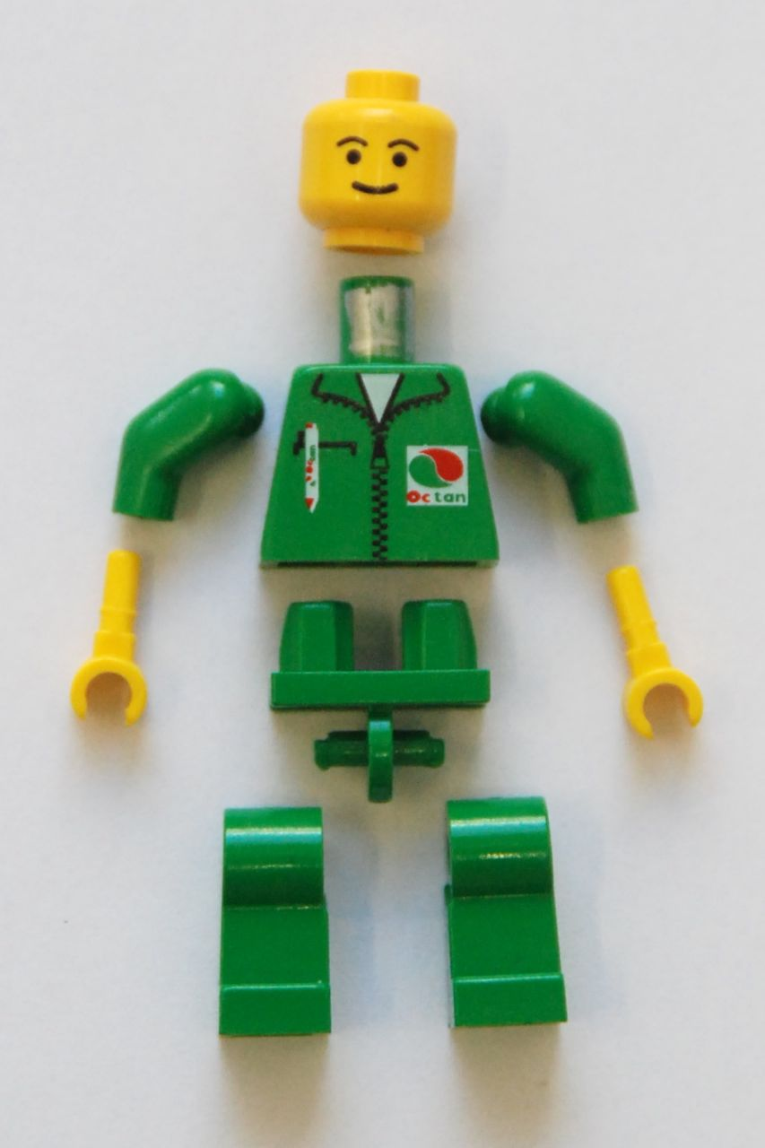 Anatomy of LEGO Minifigures