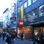 The LEGO Store In Köln