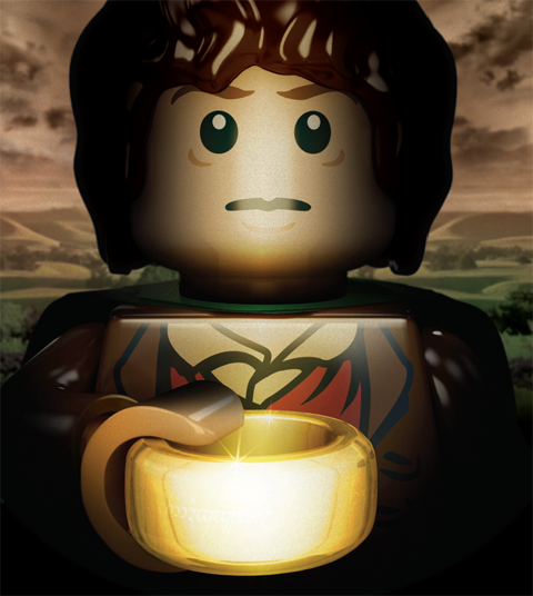 LEGO Lord of the Rings is coming in 2012
