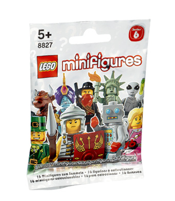 Collectible Minifigures Series 6