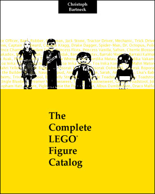 The Complete LEGO Figure Catalog is now available
