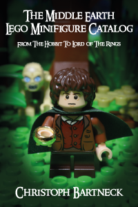 The Middle Earth LEGO Minifigure Catalog now available