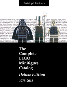 The Complete LEGO Minifigure Catalog 1975-2015 Deluxe Edition