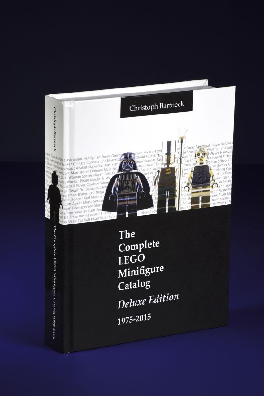 book – The LEGO Minifigure Catalog